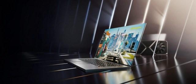 NVIDIA GeForce RTX Laptop