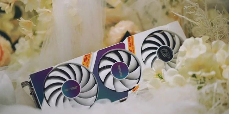 iGame GeForce RTX 3060 Ultra W OC 12G V