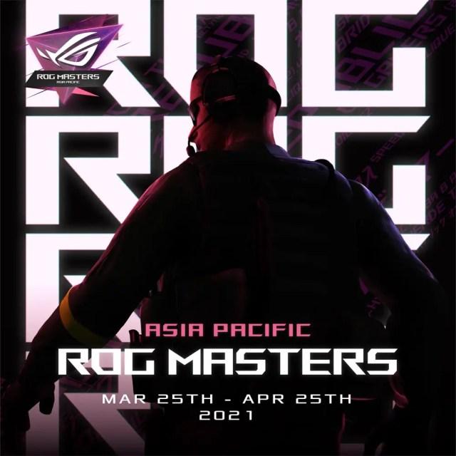 ASUS ROG Master