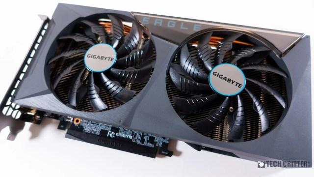 Gigabyte GeForce RTX 3060 Eagle 12G 5