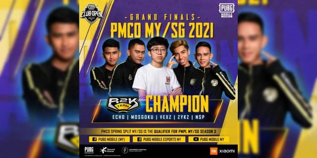 Pubg Mobile Club Champion Champion R2K Team
