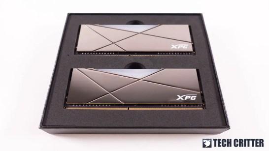 XPG Spectrix D50 Xtreme DDR4 4800 4