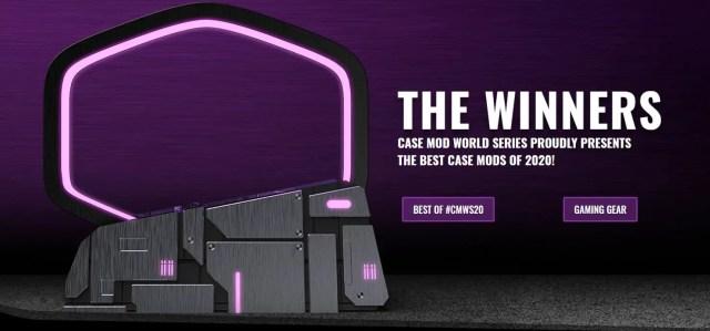 Cooler Master Case Mod World Series 2020 Featured