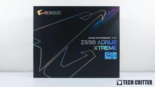 Gigabyte Z590 AORUS XTREME