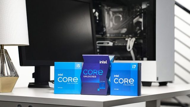 The 11th Gen Intel Core Featured