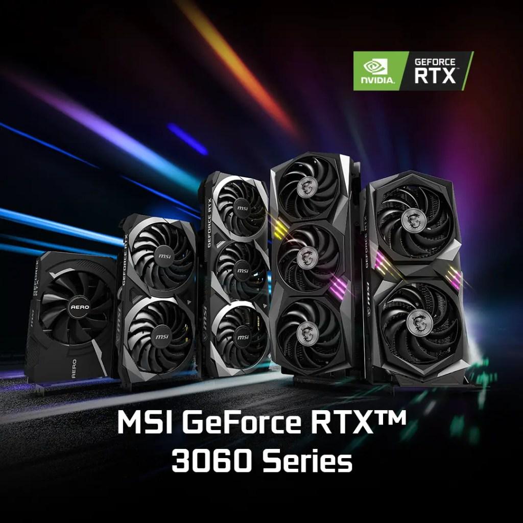 MSI RTX 3060