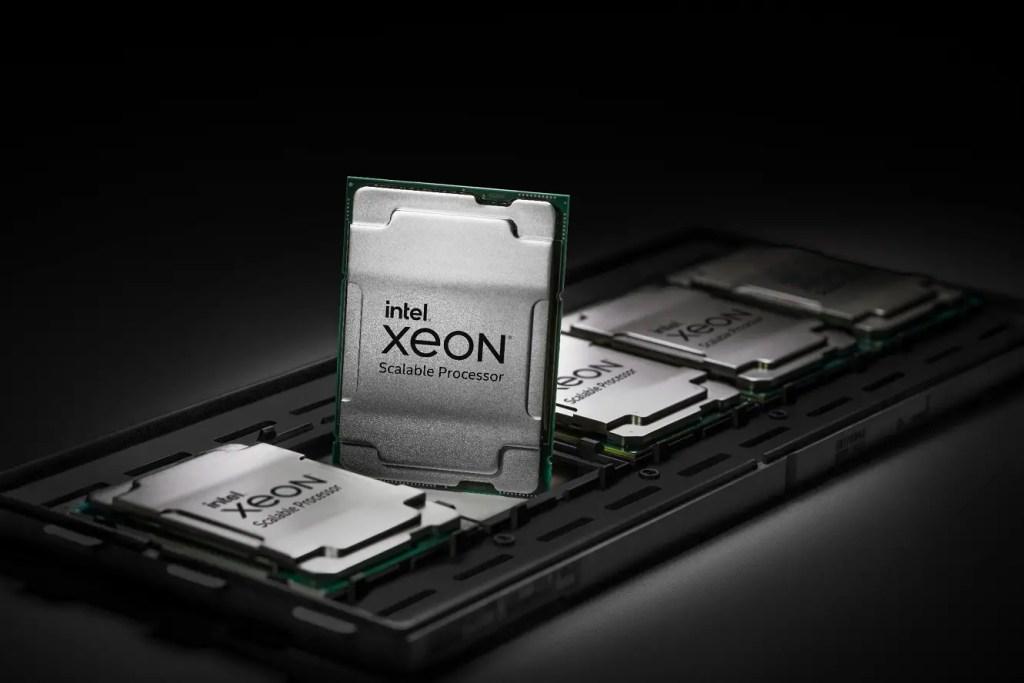 Intel 3rd gen Xeon Scalable 1
