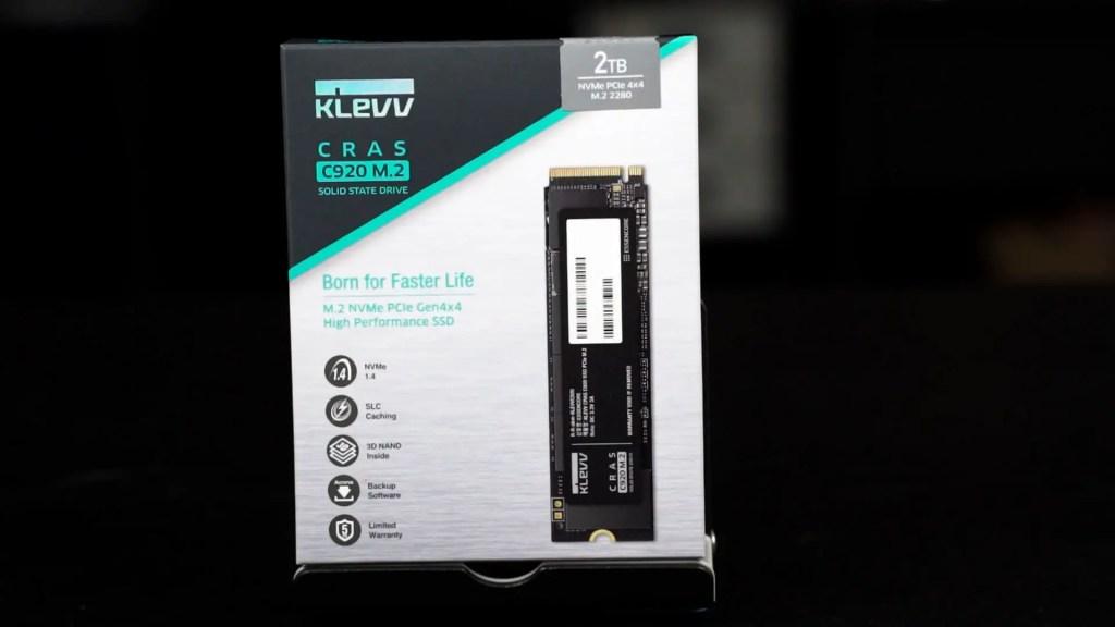 KLEVV C920 2TB 1