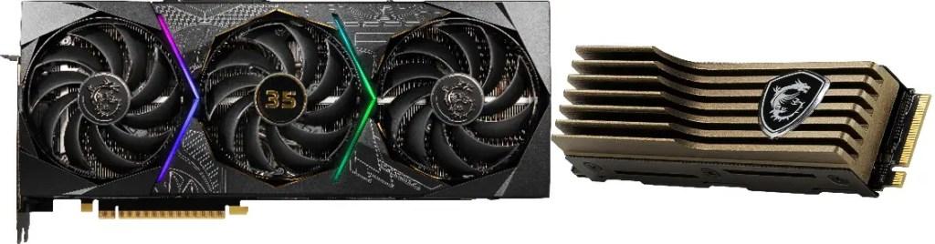 MSI GeForce RTX 3080 Ti SUPRIM SPATIUM M480