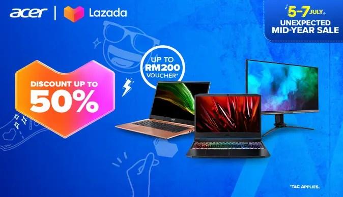 Acer Lazada 7.7
