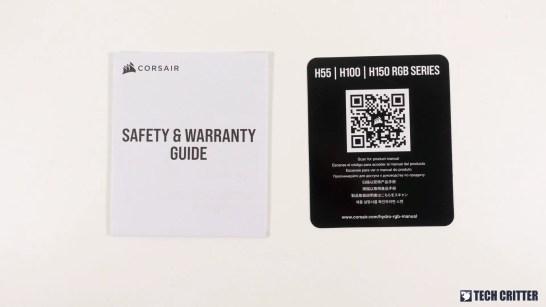 Corsair H100 RGB 3
