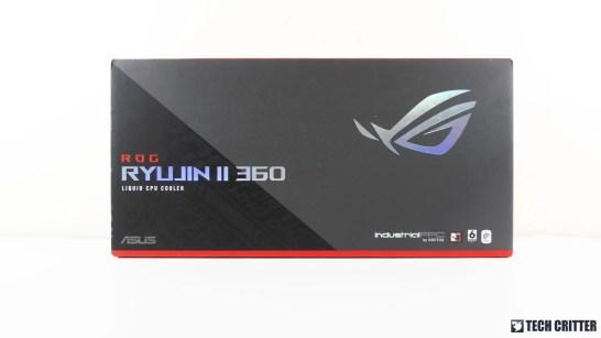 ASUS ROG Ryujin II 360 1