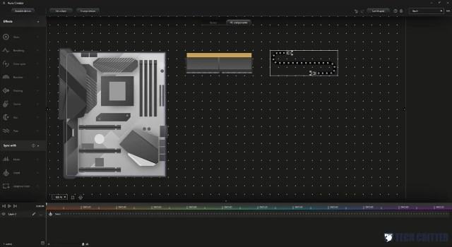 Kingston FURY Renegade RGB DDR4 Memory ASUS Aura Creator