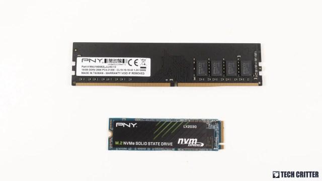 PNY LX2030 NVME Plotting SSD 2TB 2