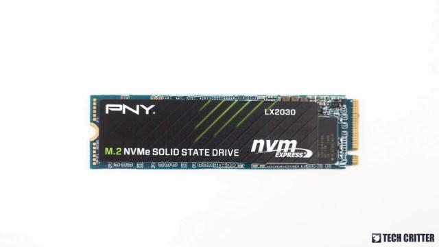 PNY LX2030 NVME Plotting SSD 2TB 4