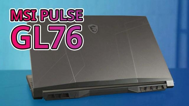 MSI Pulse GL76 11UEK