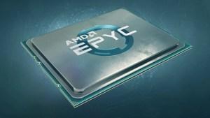 AMD EPYC Rome CPU Featured