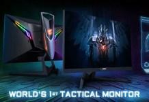 AORUS AD27QD Gaming Monitor Featured