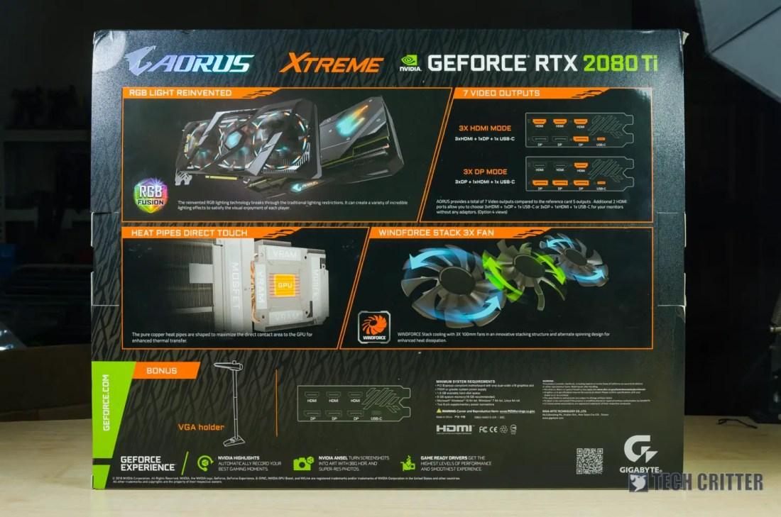 AORUS GeForce RTX 2080 Ti XTREME (2)