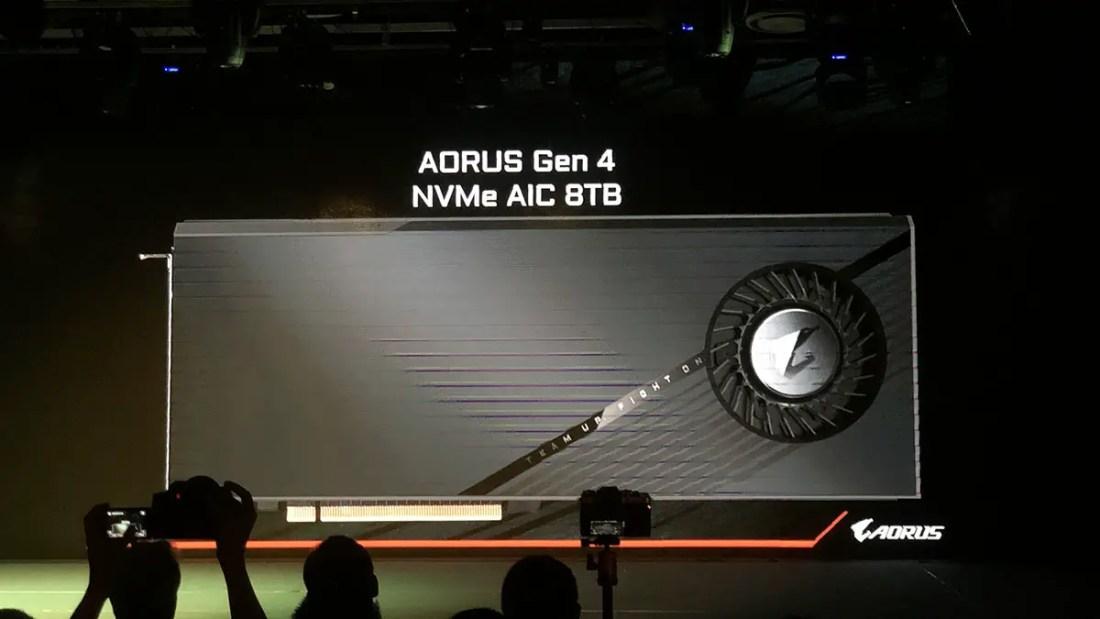 AORUS Gen 4 SSD (0)