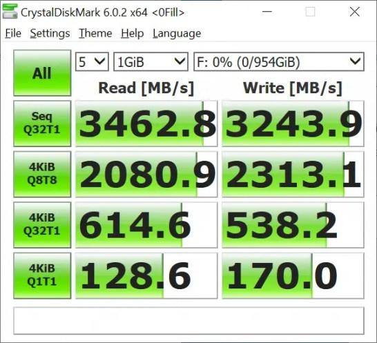AORUS RGB AIC NVMe SSD CrystalDIskMark 0 Fill (1)
