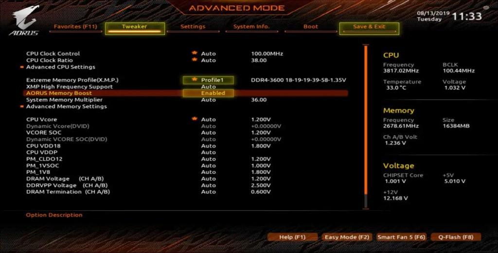 AORUS RGB MEMORY 16GB 3600MHz (2)
