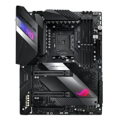 ASUS AMD X570 Motherboards ROG CROSSHAIR VIII HERO(WI-FI)