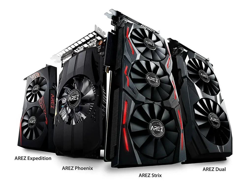 ASUS AREZ AMD Radeon RX Series Graphics Card(1)