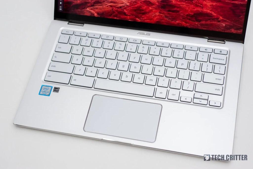 Review - ASUS Chromebook Flip C434T 11