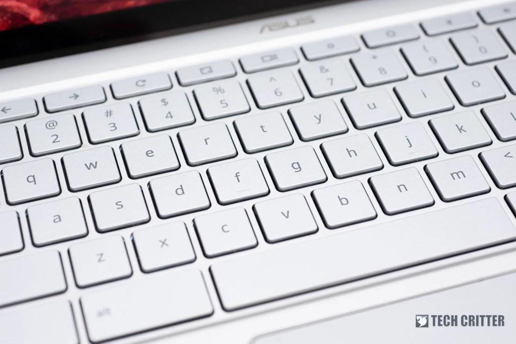Review - ASUS Chromebook Flip C434T 12