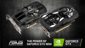 ASUS GTX 1650 Featured