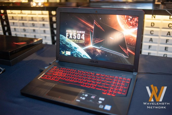UPDATED] ASUS Announces TUF Gaming FX504 Gaming Laptop