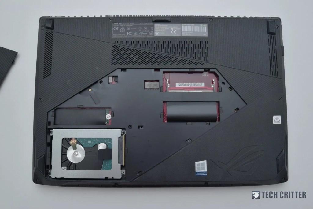ASUS ROG Strix GL503VS SCAR Edition