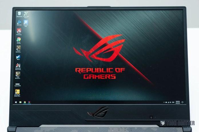 Review: ASUS ROG Strix SCAR II GL504VS Gaming Notebook 1
