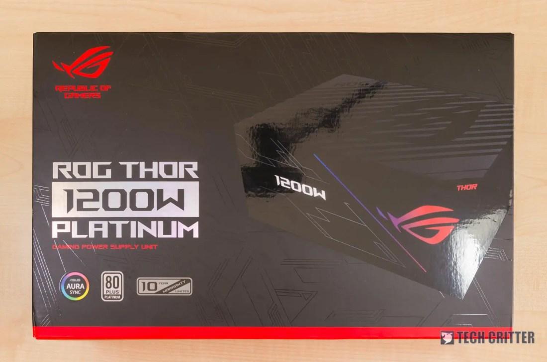 ASUS ROG Thor 1200W Platinum (2)