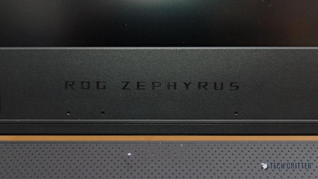 ASUS ROG Zephyrus M GU502