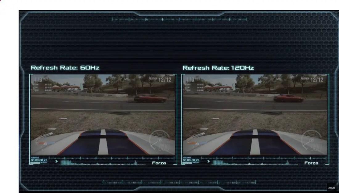 ASUS TUF Gaming FX504 120Hz Display