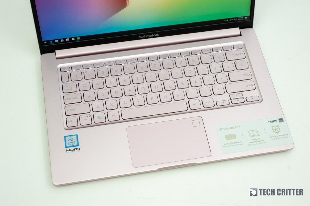 Review - ASUS VivoBook K403 24