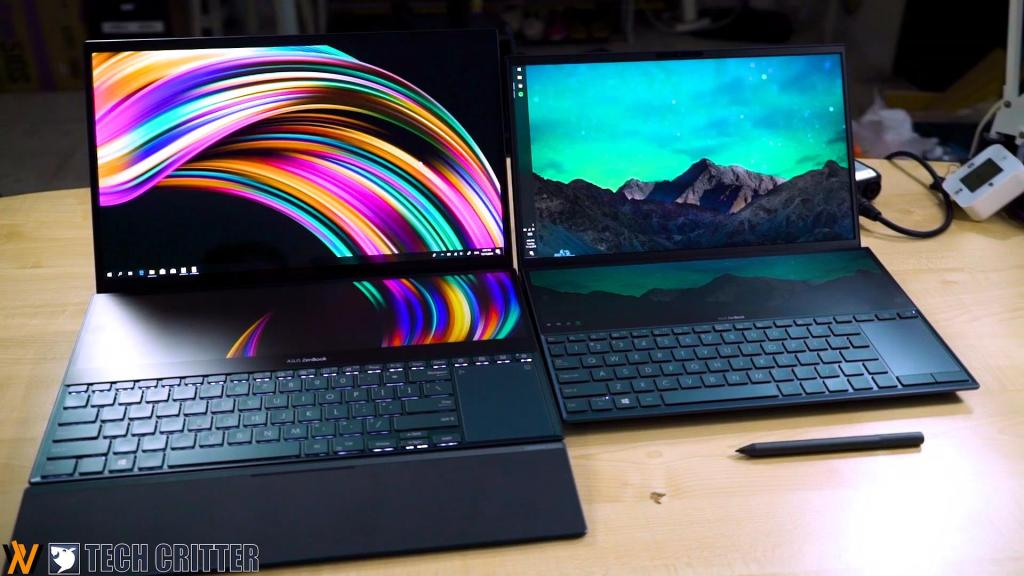 Review - ASUS ZenBook Pro Duo UX581G (i7-9750H, RTX 2060, 32GB DDR4, 1TB NVMe PCIe 3.0 x4) 21