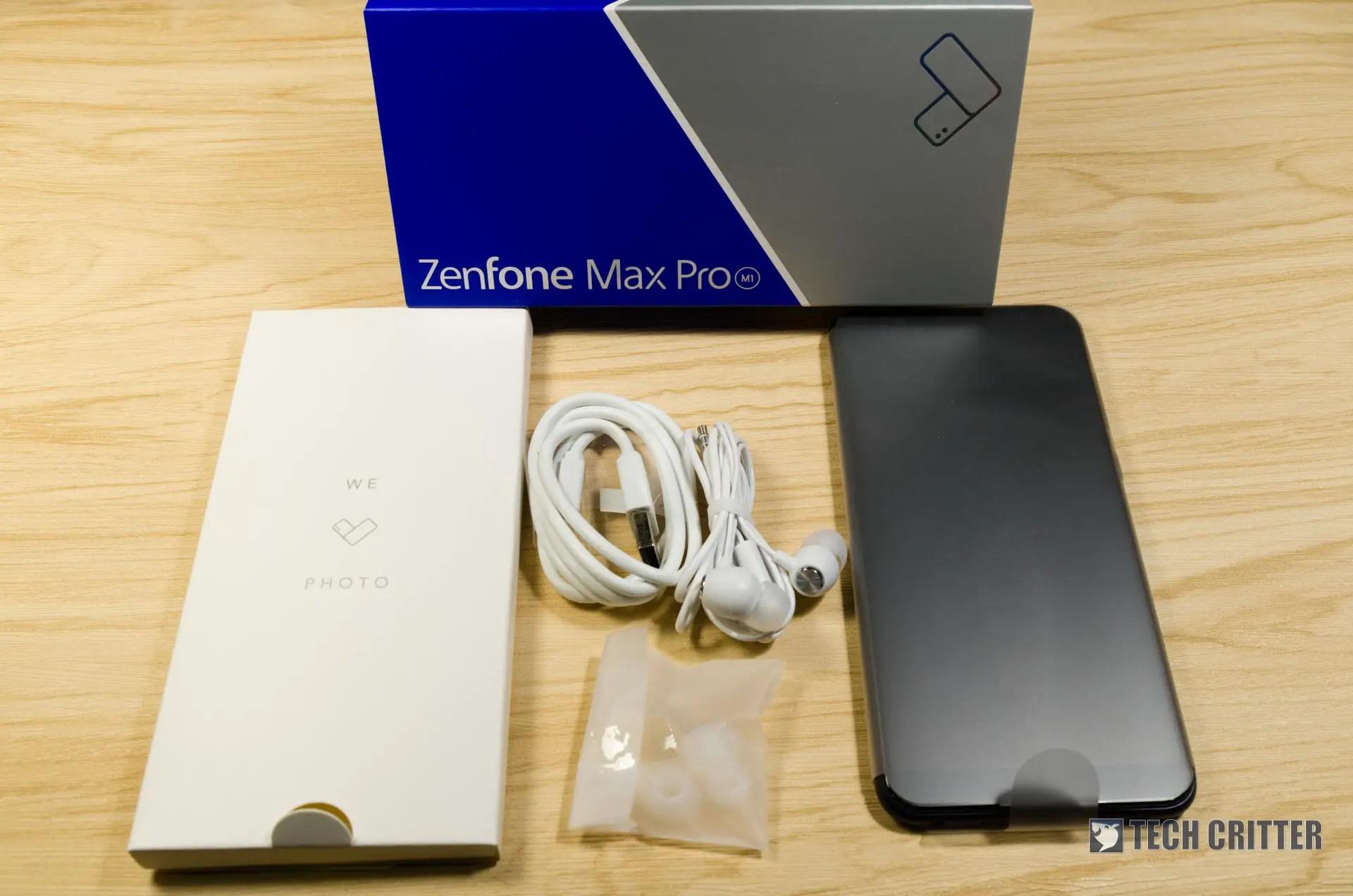 ASUS ZenFone Max Pro (M1) (3)