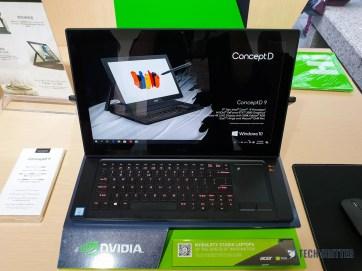 Acer ConceptD 9 Computex 2019