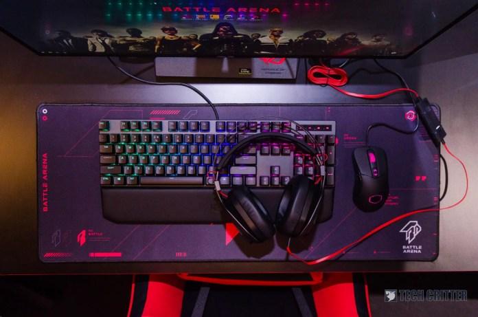 Battle Arena Cooler Master Gaming Gear