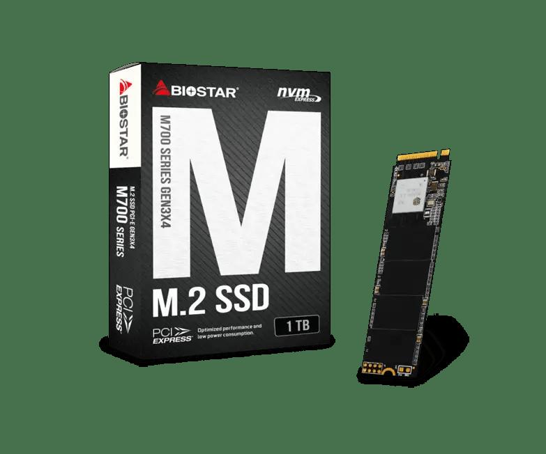 BIOSTAR M700 M.2 NVMe SSD