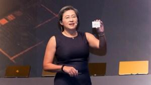 Computex 2018 AMD Conference Lisa Su