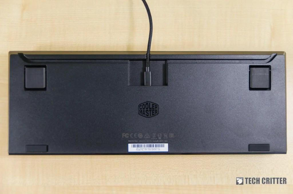 Cooler Master MK730