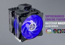 Cooler Master MasterAir MA620P CPU Cooler Featured