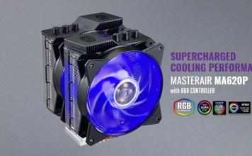 Cooler Master MasterAir MA620P CPU Cooler Featured