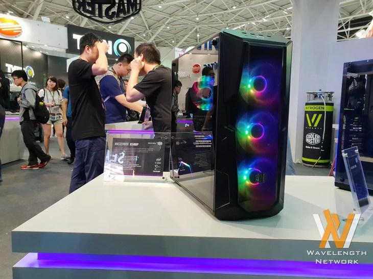 Cooler Master MasterBox K500P