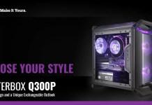 Cooler Master MasterBox Q300 Q300L Q300P