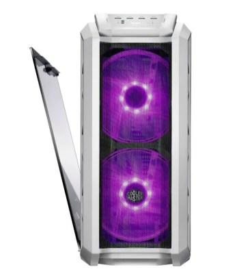 Cooler Master MasterCase H500P Mesh White (1)